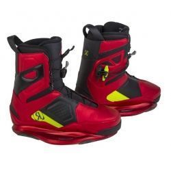 Ronix One Boot - Anodized Cherries / Nuclear Yellow 2015