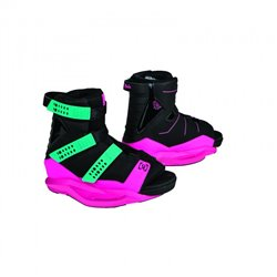 2019 Ronix Halo - Black / Pink Boot